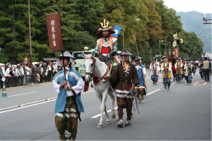 The biggest 3 festivals in Kyoto