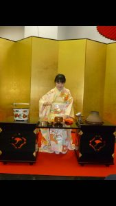 table chair tea ceremony