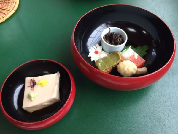 """Shojin"" Vegetarian diet in Kyoto"