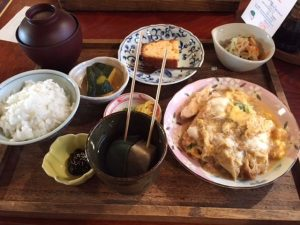 Namafu lunch set