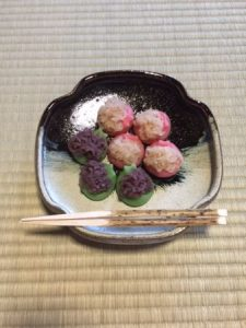 Japanese Sweets for March