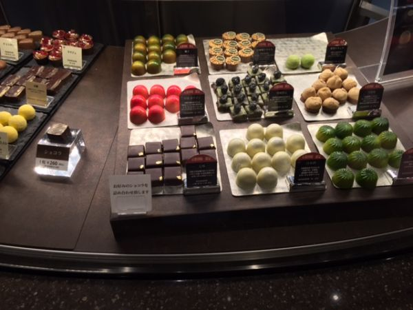 BER AMER ; the special Kyoto chocolate like jewels