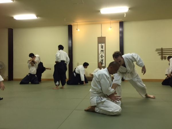 What's Aikido? Many foreign students also learn in Kyoto Nishijin!