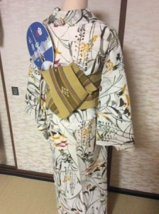 Let's go to Gion festival wearing Yukata!