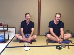 tea ceremony experience in Kyoto
