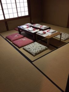 Koto culture salon in Kyoto