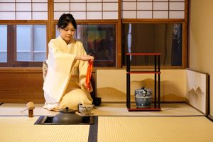 tea ceremony kyoto