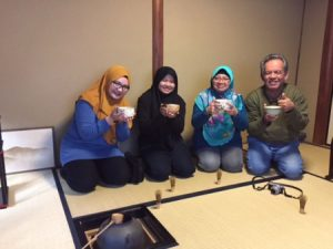 We prepare Halal Japanese tea & sweets for Tea Ceremony!