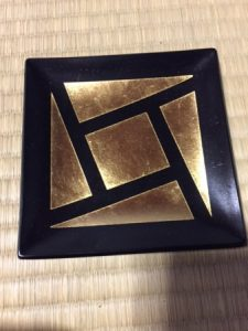 Hands-on Gold leaf experience in Kyoto