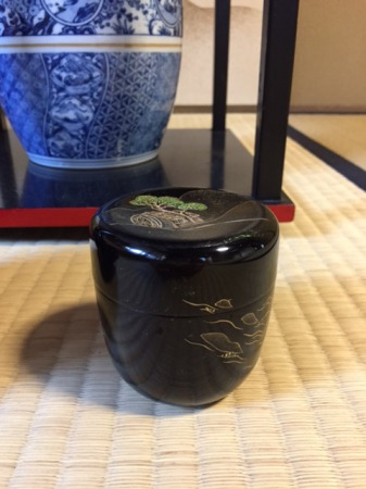 "What's ""Kawa taro""? ~Tea Ceremony for summer in Japan~"