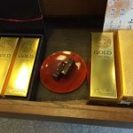 Japanese gold