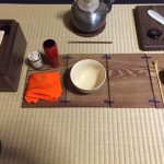tea ceremony for full moon