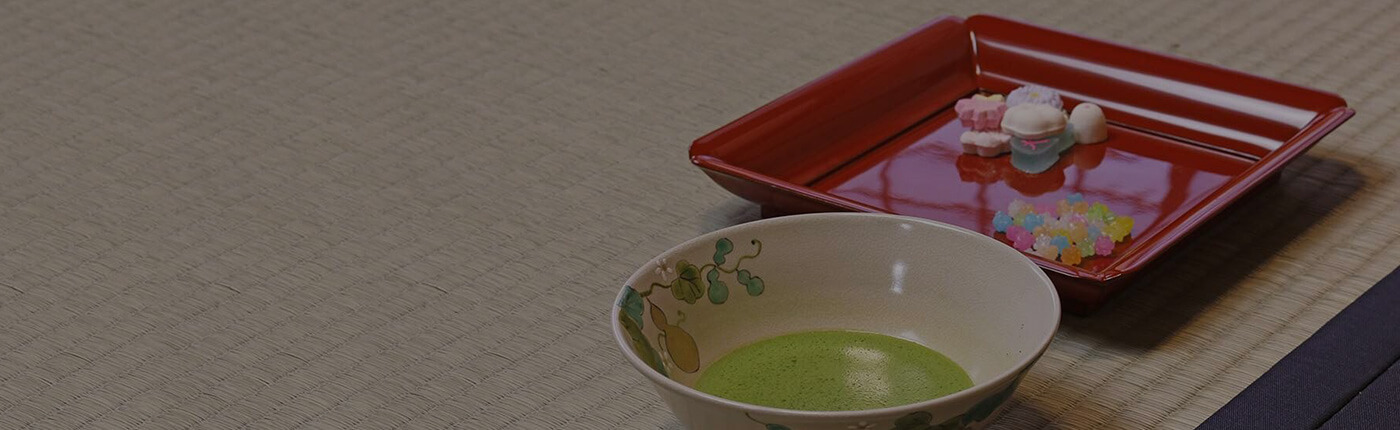 matcha tea in Japan