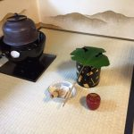 tea ceremony for tanabata