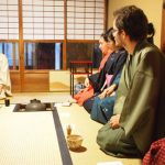 tea ceremony in English