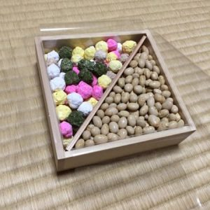 Setsubun soybeans