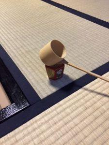 Hina doll's tea ceremony