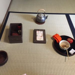 tea box of flower