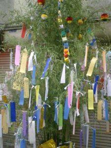 Tanabata festival in Kyoto
