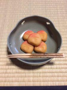 autumn sweets kyoto