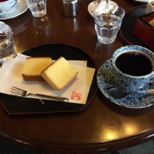 Sake cake
