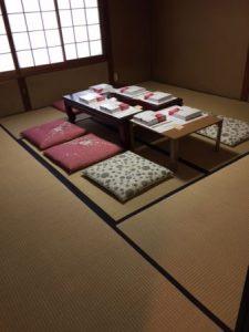 Koto culture salon in Kyoto