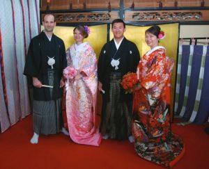 wedding kimono kyoto