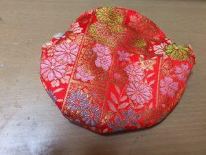 purse making kyoto nishijin textile