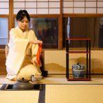 tea ceremony in Kyoto