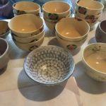 tea bowls for tea ceremony