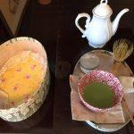 tea ceremony for Valentine's day