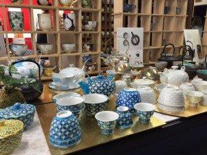 Kyoto pottery