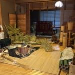 Japanese bomboo crafts