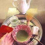 Christmas tea ceremony