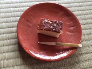 miso cake in Japan