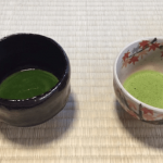 thick tea and thin tea for tea ceremony